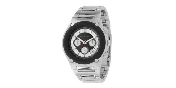 Pánske analógové hodinky s chronografom a Quartz strojčekom Michael Kors