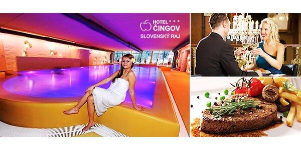 Valentín alebo Veľká noc v Hoteli ČINGOV***