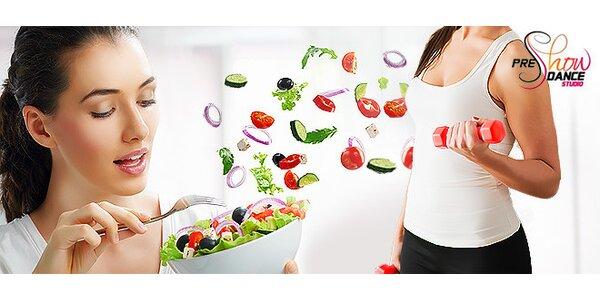 Redukčno-kondičný kurz s poradenstvom zdravej výživy