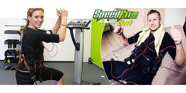 Štíhla a zdravá so Speedfit