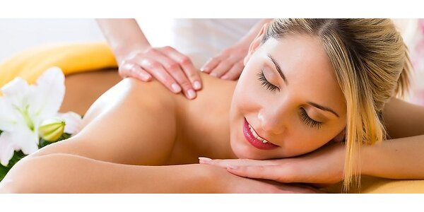 Klasická masáž chrbta a krčnej chrbtice