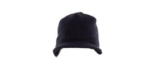 Dámska čierna čiapka Fundango so šiltom