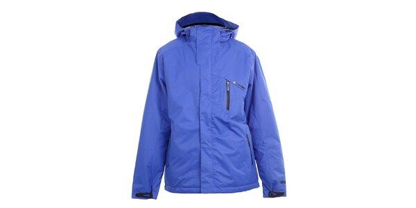 Pánska modrá funkčná bunda Fundango