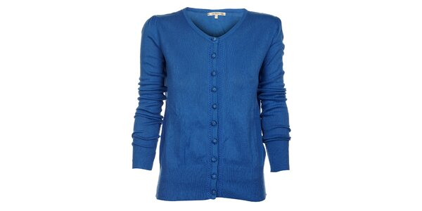Dámsky svetlo modrý kardigan Uttam Boutique