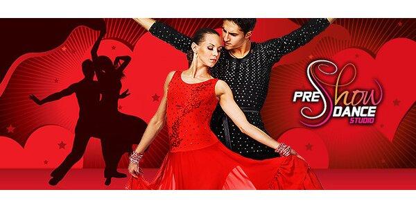 Valentínske tango vo dvojici v Košiciach i Prešove