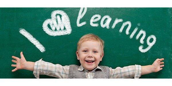 Angličtina pre deti - zábavné hodiny angličtiny pre deti.