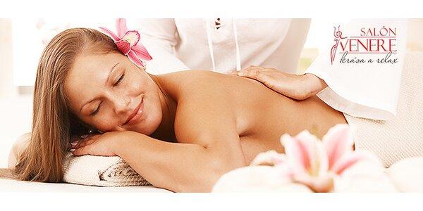 Hrejivá masáž s pobytom v infrasaune v Košiciach