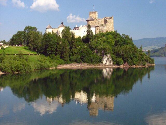 Hrad Dunajec (Zamek w Niedzicy)