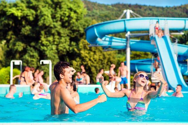 Termálne kúpalisko Aqualand Banská Bystrica