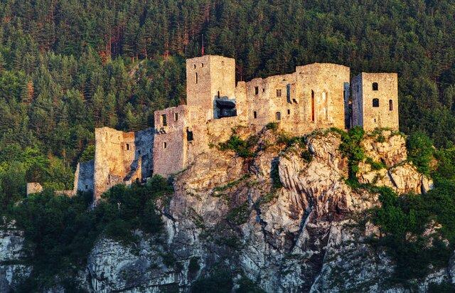 Strečniansky hrad