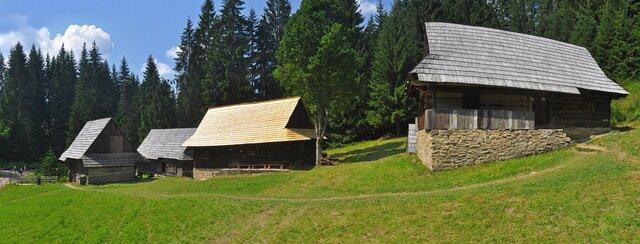 Múzeum kysuckej dediny - Skanzen Vychylovka