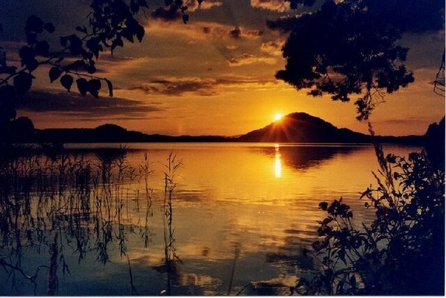 Máchovo jazero