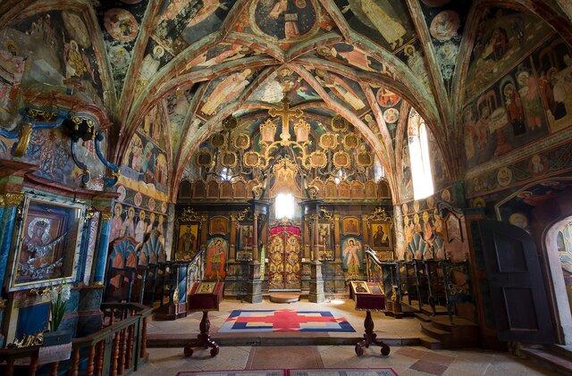 Srbský pravoslávny kostol