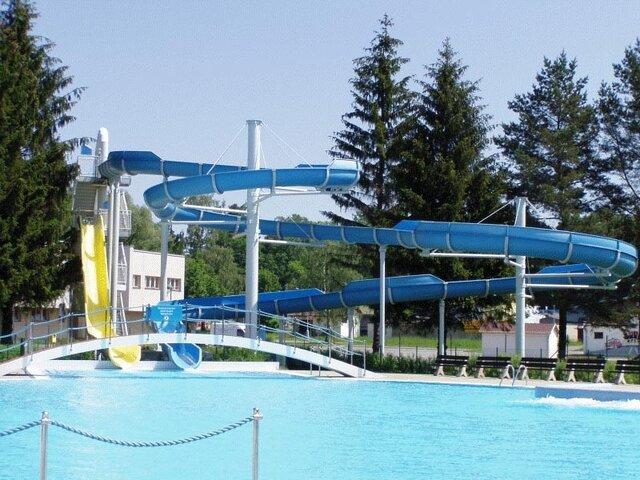 Ústí nad Orlicí - aquapark, kúpalisko