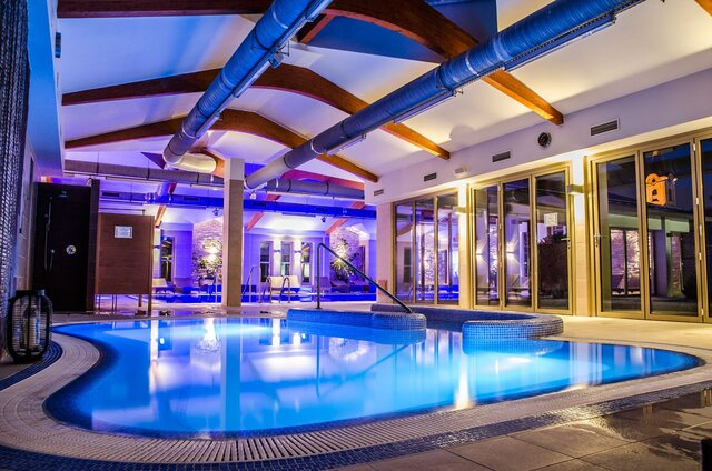 Liečivá voda Alsópáhok - Hotel Kolping