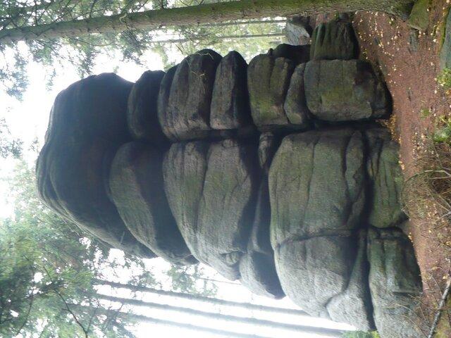 Moučné pytle - prírodná pamiatka