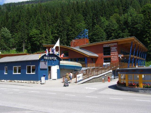 Špindlerův Mlýn - Aquapark