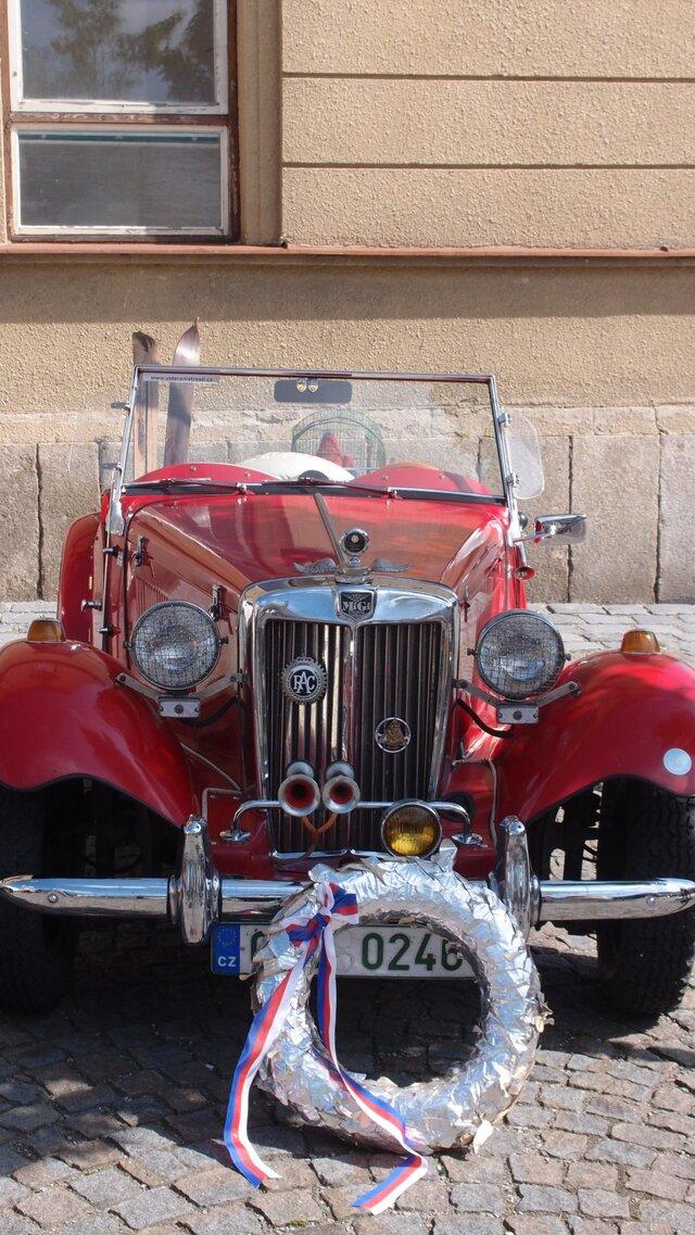 Múzeum motocyklov a áut v Třešti