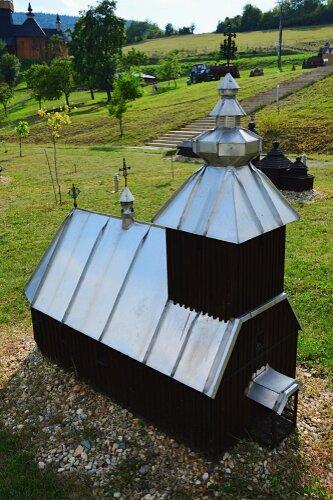 Drevený chrám Narodenia Presvätej Bohorodičky