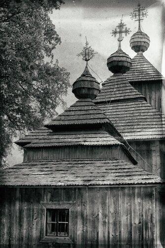Drevený chrám Ochrany Presvätej Bohorodičky