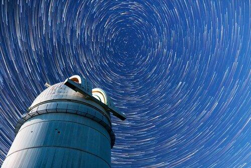 Astronomické a geofyzikálne observatórium UK v Modre