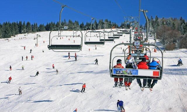 Lyžiarske stredisko Krahule