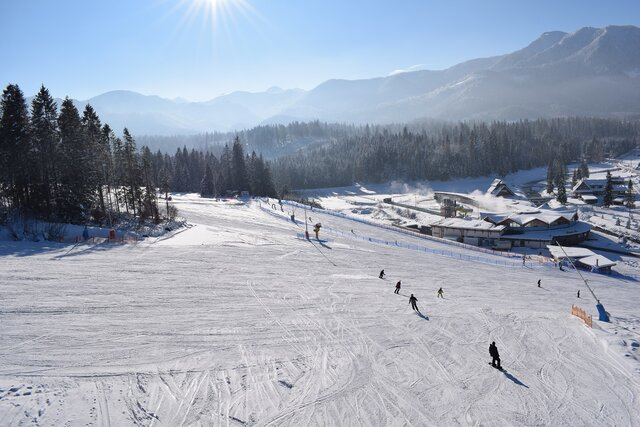Meander Ski Park Oravice