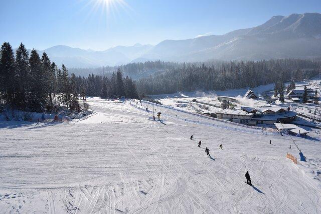 Meander Ski Park Oravice