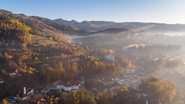 Mesto Szczawnica