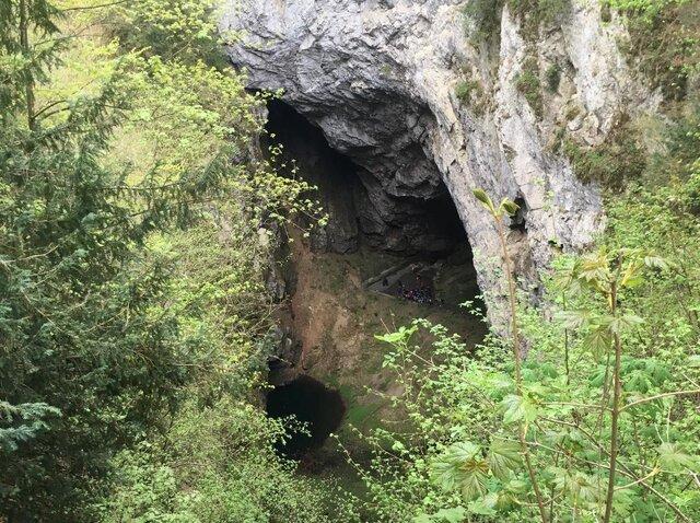 Kateřinská jeskyne