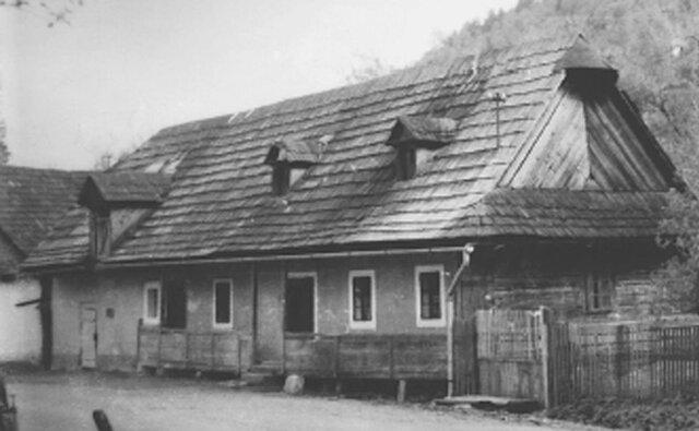 Pamätný dom Jozefa Gregora Tajovského