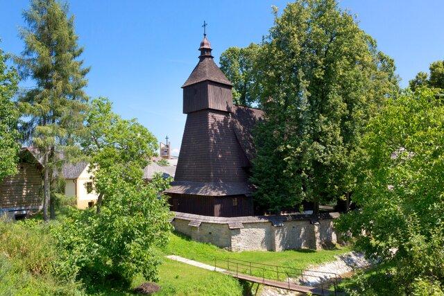 Karpatská drevená cesta
