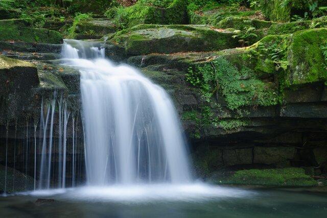 Satinské vodopády – prírodný poklad ukrytý v beskydských lesoch