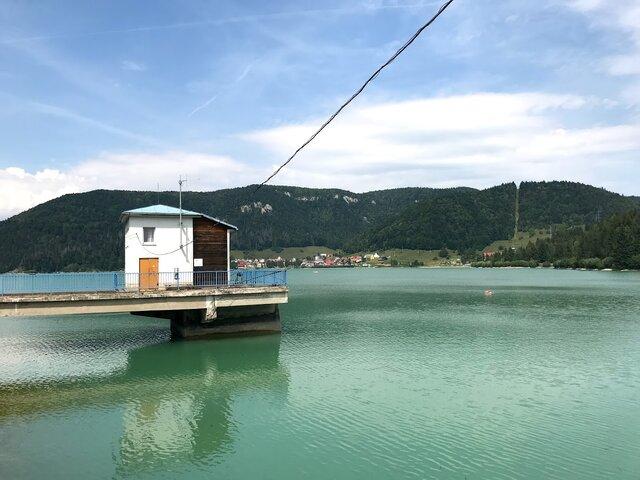 Vodná nádrž Palcmanská Maša