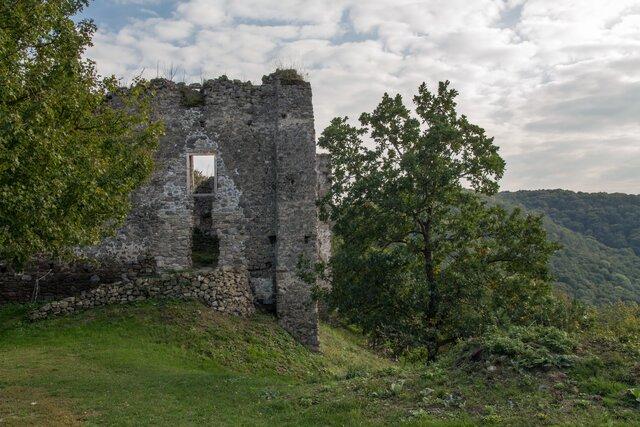 Zrúcanina hradu Čabraď
