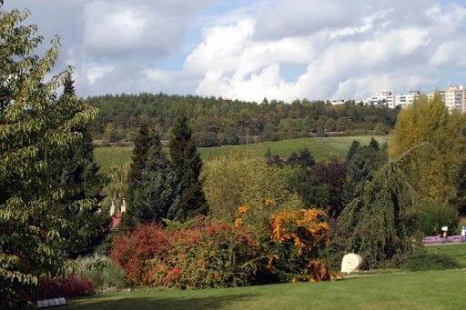 Botanická záhrada Praha