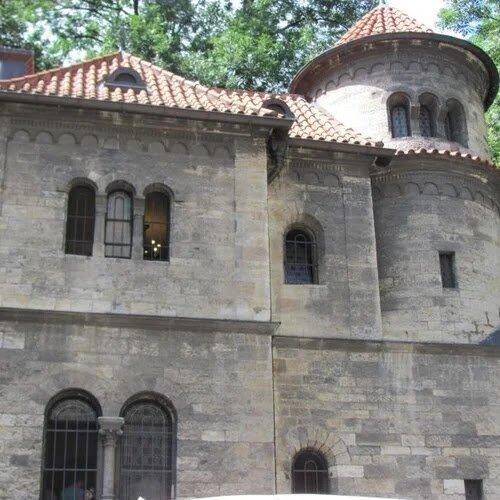 Židovské múzeum v Prahe
