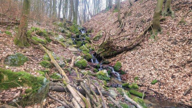 Vilmošove vodopády