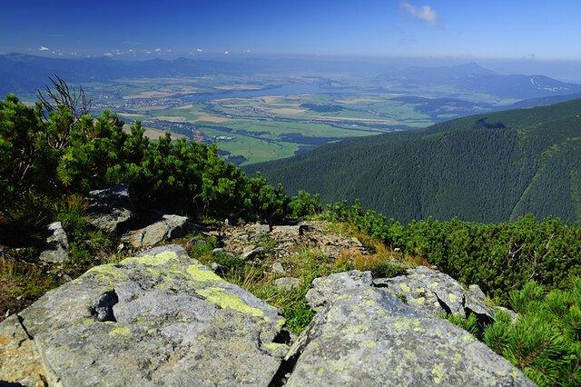 Baranec zo Žiarskej doliny