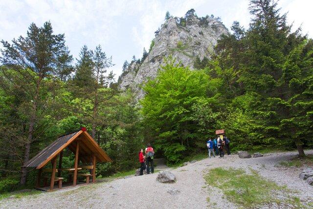 Náučný chodník Prosiecka a Kvačianska dolina