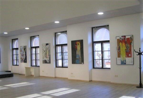 Galéria Vážka