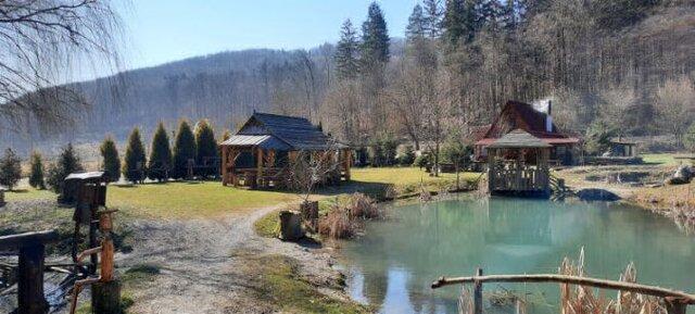 Rybník Machnáč