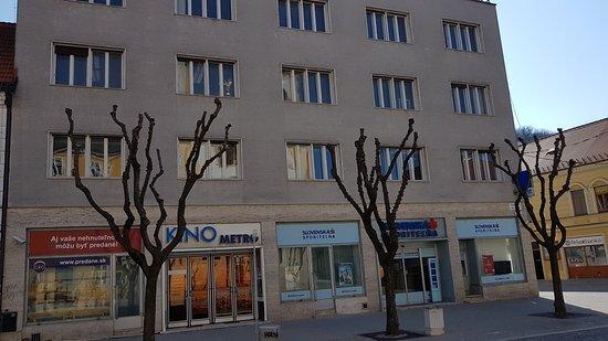 Mestská sporiteľňa v Trenčíne
