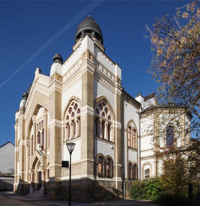 Nitrianska synagóga