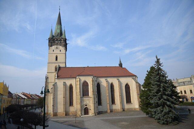 Konkatedrála sv. Mikuláša