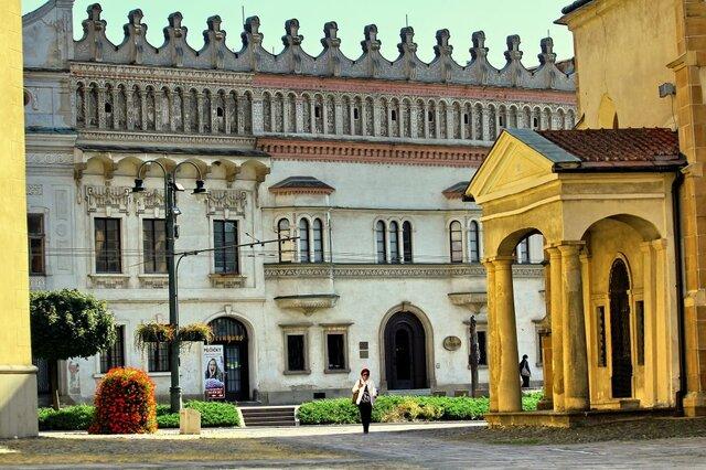 Rákociho palác - Krajské múzeum v Prešove