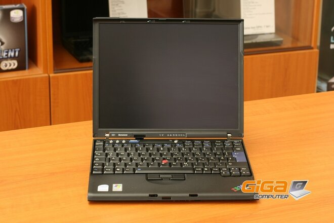 Fantastický notebook Lenovo ThinkPad X61s