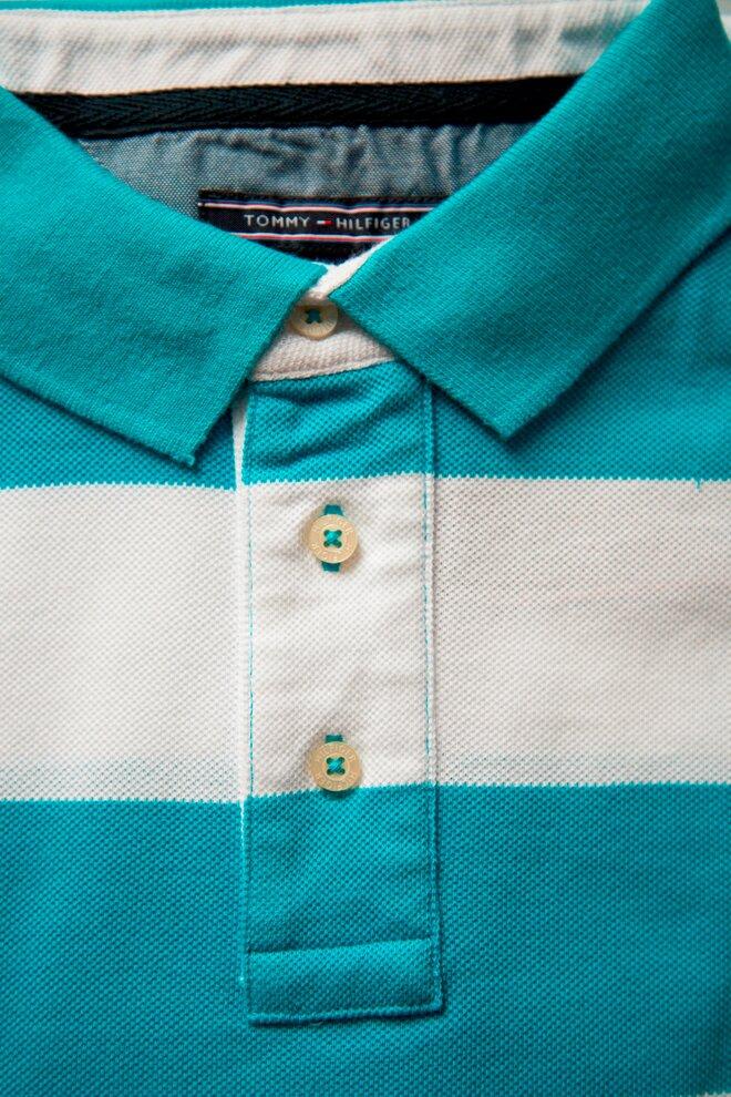 b604e9fdbd Pánske polokošele Tommy Hilfiger. Štýlové a nadčasové tričká s golierikom.
