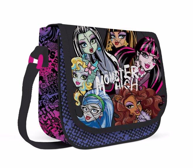 0f5d1ad292 Tašky a batohy s motívmi Monster High pre malé aj väčšie slečny ...