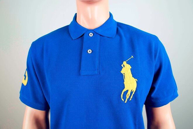 53d7b85e14 Pánske polokošele Ralph Lauren Big Pony